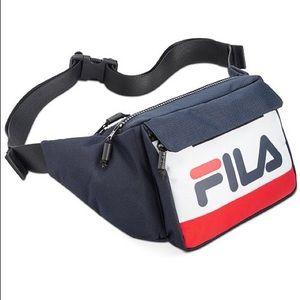 Fila Lindon Waist Bag Navy Blue